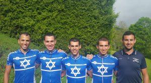 נבחרת הגברים האולימפית של ישראל באופני הרים 2016