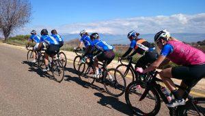 נבחרת נשים אופני כביש